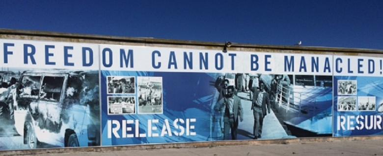 Robben Island, South Africa. Photo Credit: Jackie Taylor