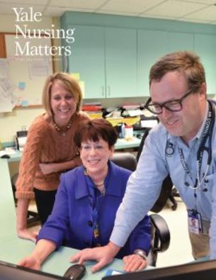 Yale Nursing Matters Volume 13, Number 2