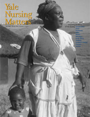 Yale Nursing Matters Volume 4, Number 1