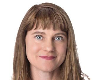 Midwifery Practice member Michelle Telfer.